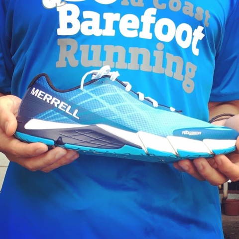輕盈流暢的MERRELL BARE ACCESS FLEX